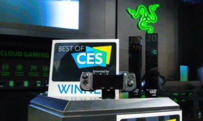 Razer Wins 'Best of CES