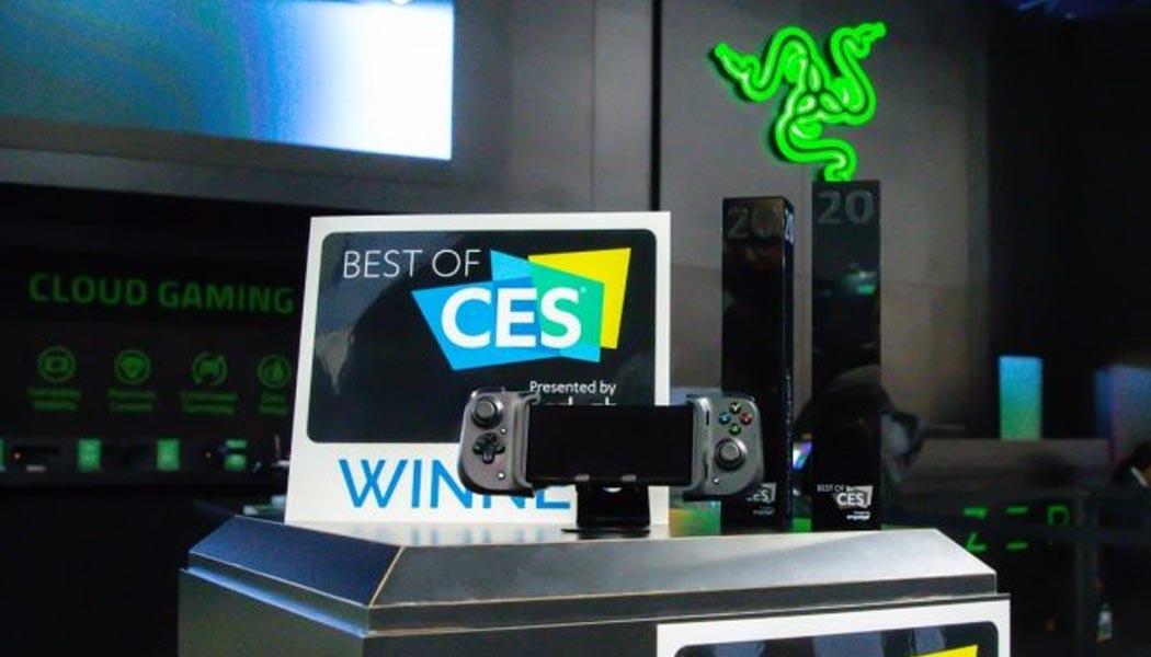 Razer Wins 'Best of CES