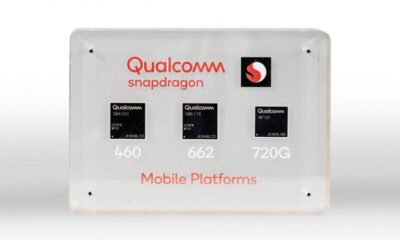 Snapdragon 720G, 662, 460 Chips