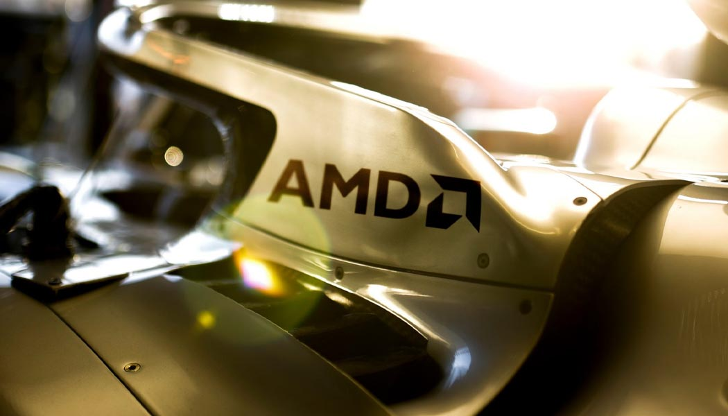AMD Teams Up With Mercedes-AMG