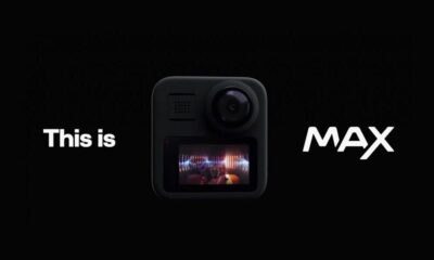 GoPro MAX Updated