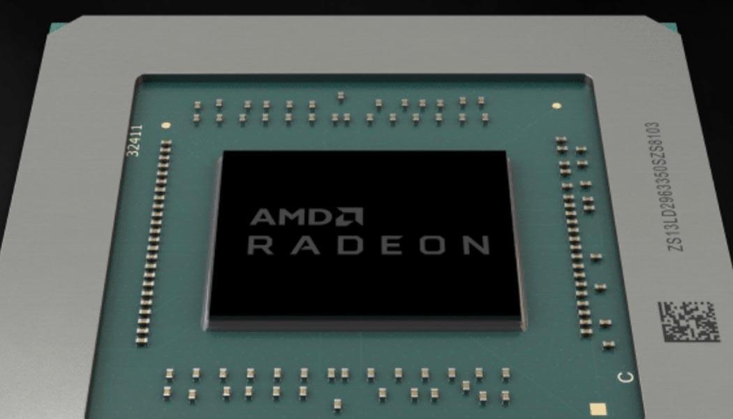 AMD Radeon Pro 5600M GPU