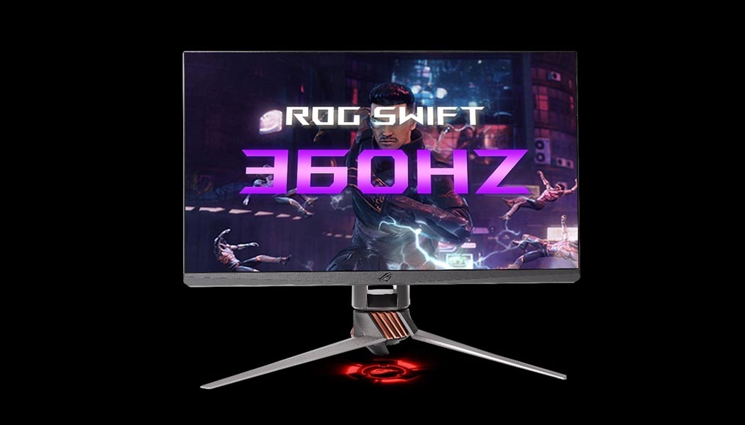 360Hz Gaming Monitors are now a thing