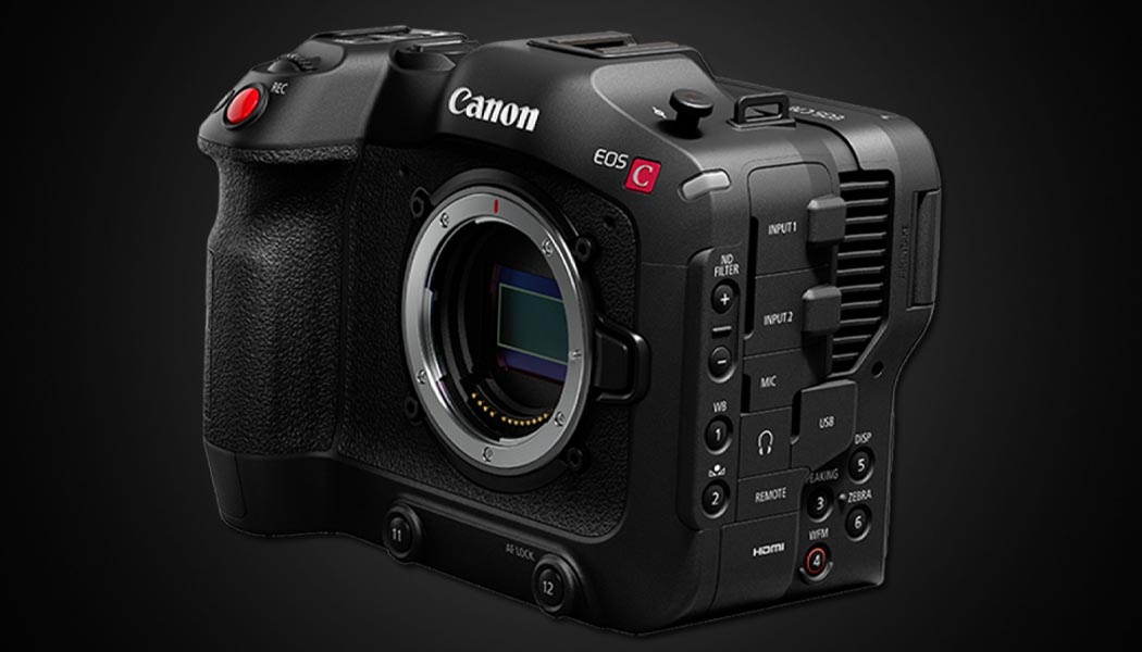Canon unveils EOS C70 4K