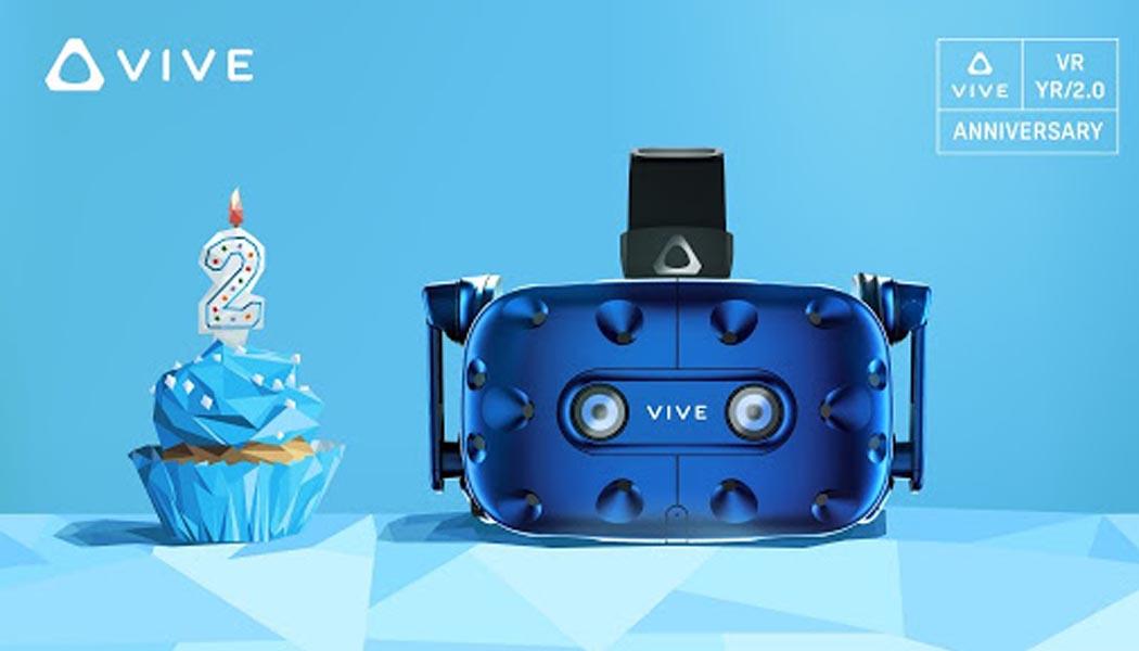 HTC Celebrates 4th Viveport