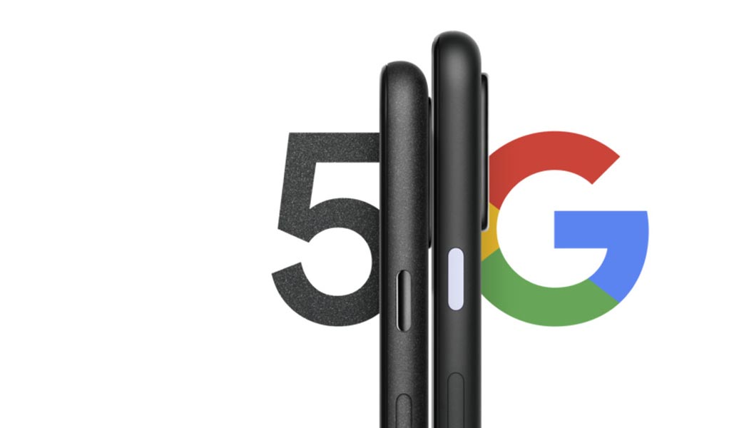 Pixel 5 and 4a With 5G Support