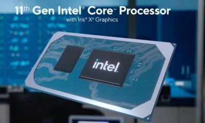 11th Gen CPU intel