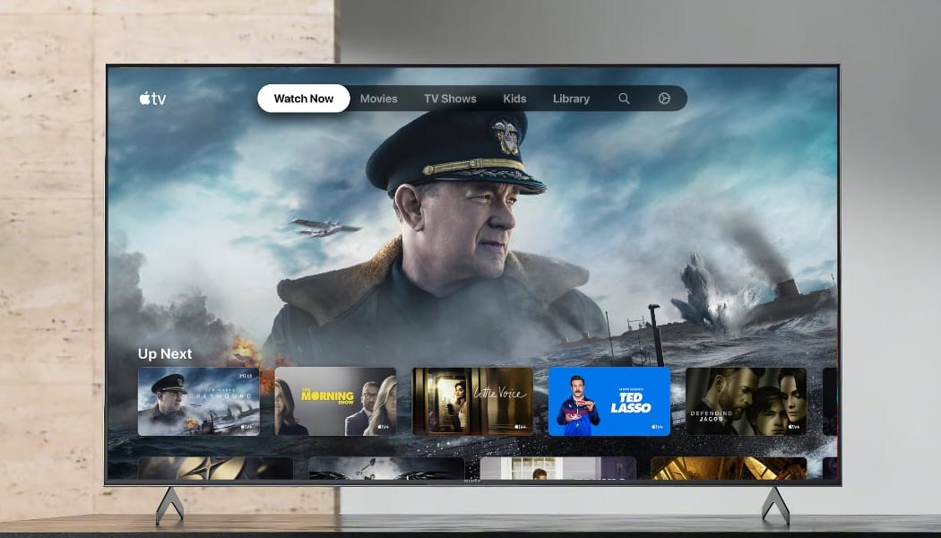 Apple TV App Arrives To Sony