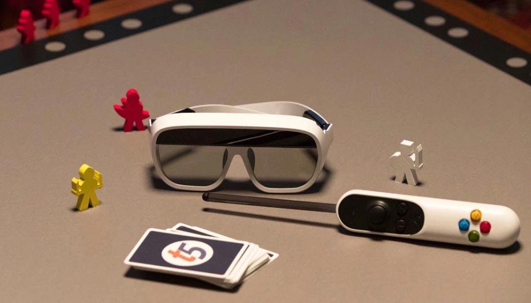 Tilt Five Tabletop AR Glasses