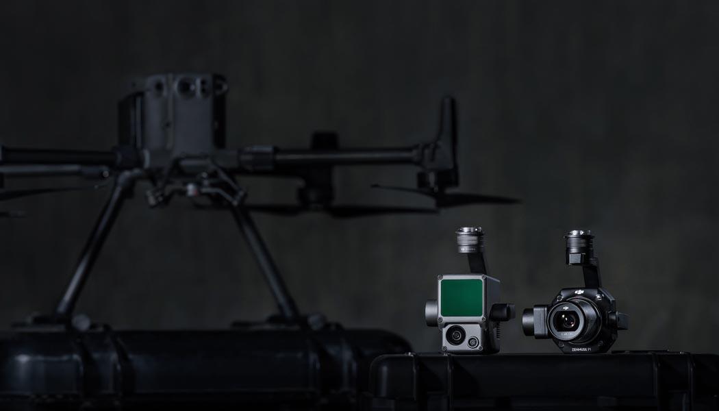 Zenmuse P1 announced