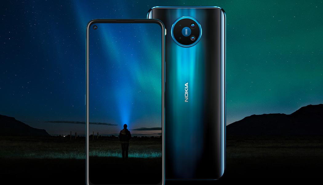 5G-Ready Nokia 8 3 release date