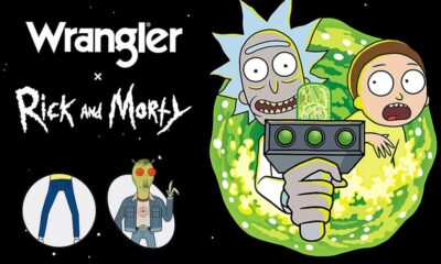 Wrangler Turns 'Rick and Morty