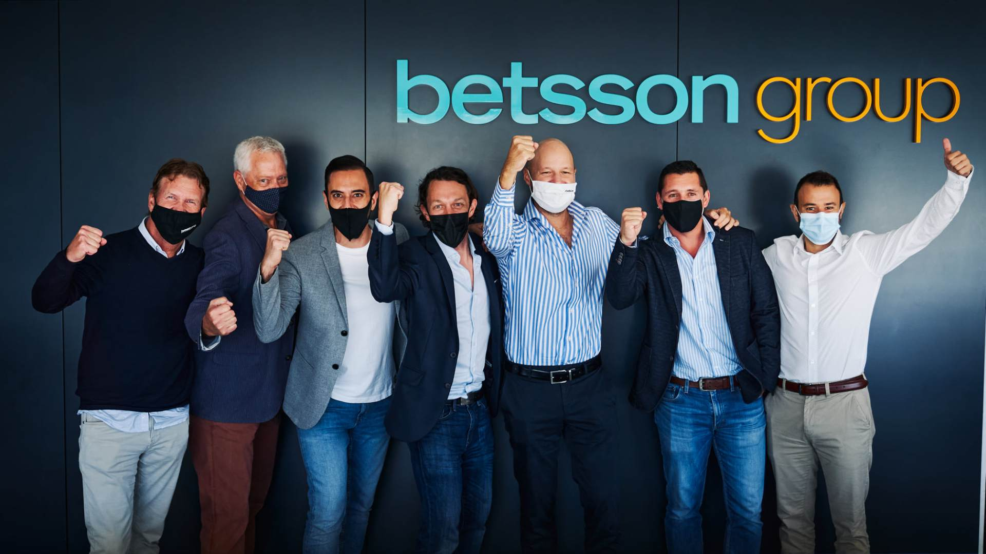 PBetsson and Enteractive Celebrate Ten Years In Partnership