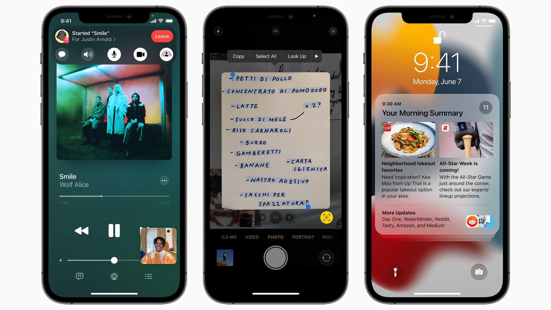 iOS 15 Demonstration Reveals New Features